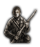 Banditry icon