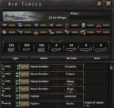 Air warfare - Hearts of Iron 4 Wiki
