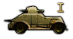 Interwar Armored Car