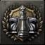 Meister des Krieges Symbol