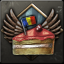 Death or Dishonor or Cake icon