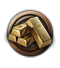 Expand the Axis Gold Trade icon