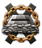 Fortification focus icon