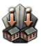 Inefficient Economy icon