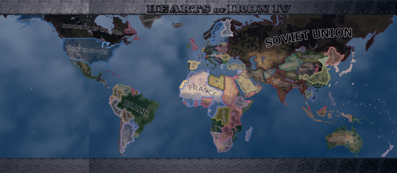 Countries - Hearts of Iron 4 Wiki