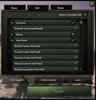 Downloadable content - Hearts of Iron 4 Wiki