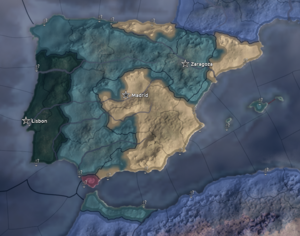 Civil war - Hearts of Iron 4 Wiki
