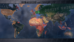Map - Hearts of Iron 4 Wiki